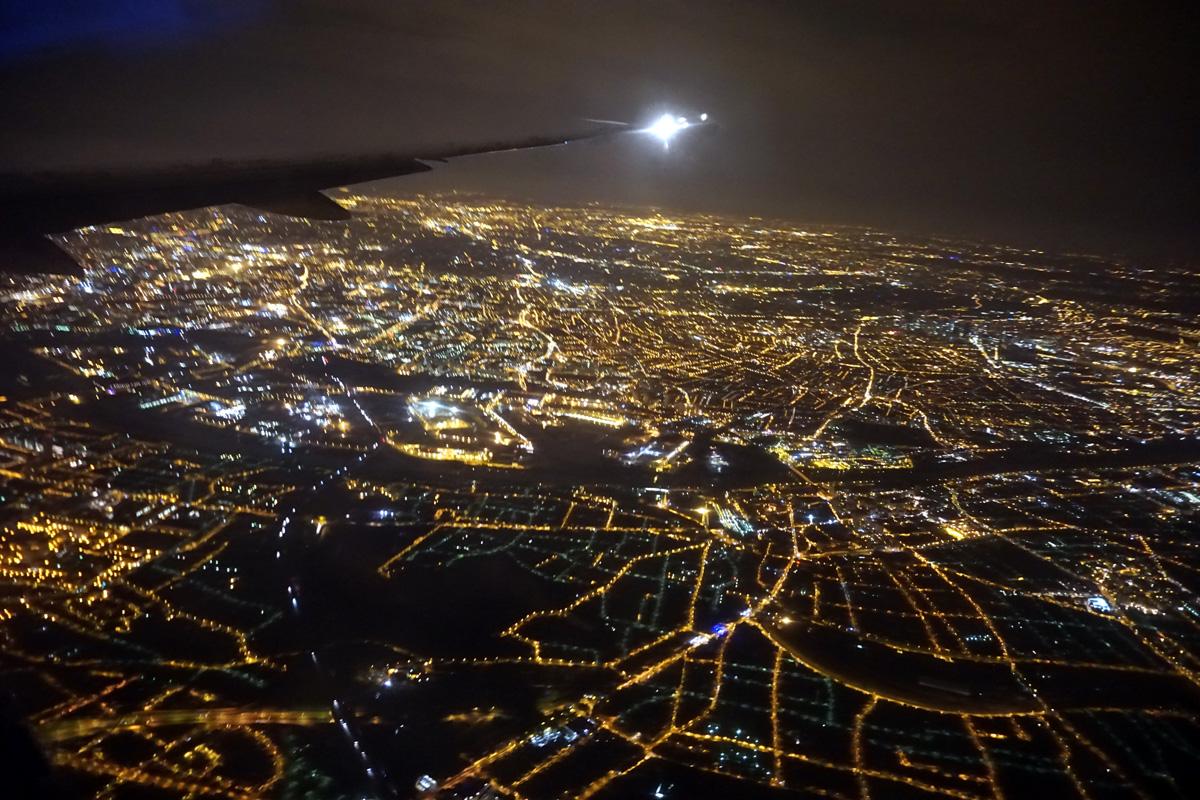 というわけでパリの夜景